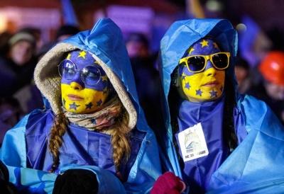 В Україні сьогодні відзначають День Європи