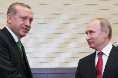 Ердоган заявив про наміри разом з РФ виготовляти ЗРК С-500