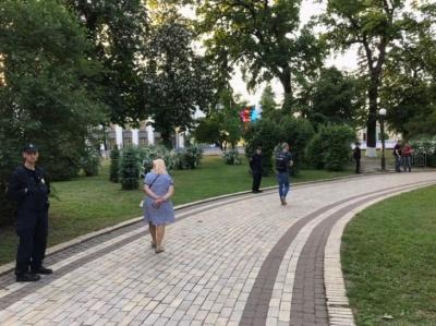 Зеленський приїхав на репетицію інавгурації - фото