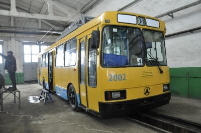 Чернівецьке тролейбусне управління здобуло друге місце на всеукраїнському конкурсі