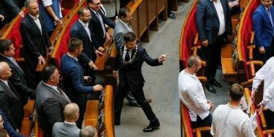 У ЦВК прокоментували заяву Зеленського щодо розпуску Ради