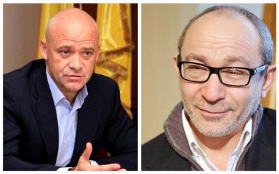 Кернес та Труханов зібралися завести в Раду нову партію