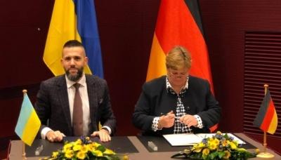 Берлін виділив 82 мільйони євро на реформи в Україні
