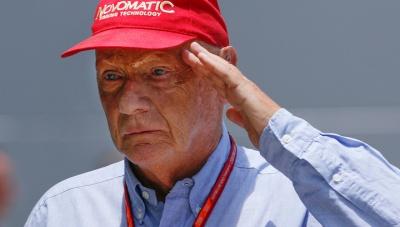 Помер триразовий чемпіон «Формули-1» Нікі Лауда