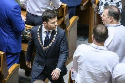 Зеленський пропонує зменшити прохідний бар'єр до Ради та скасувати мажоритарку