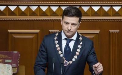 Зеленський запропонує Раді зібратися на позачергове засідання
