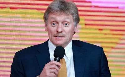 У Путіна відреагували на заклик Зеленського посилити санкції проти РФ