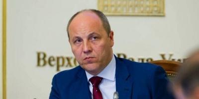 Спікер Верховної Ради заявив, що президент грубо порушив Конституцію України