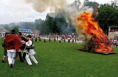 У неділю у Путилі відбудеться традиційне свято виходу на полонину
