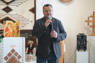 У Чернівцях представили виставкову залу ЧНУ - фото