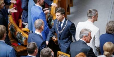 Нардепи відмовилися розглядати законопроекти Зеленського щодо виборів