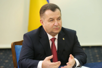 Полторак прокоментував призначення Хомчака начальником Генштабу