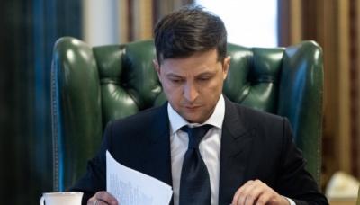 Зеленський прокоментував провал своїх ініціатив у Раді