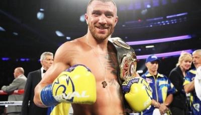 Ломаченко знову очолив рейтинг кращих боксерів незалежно від категорії