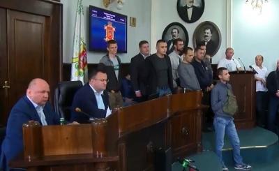 Чернівецька міськрада відкрила чергове засідання березневої сесії