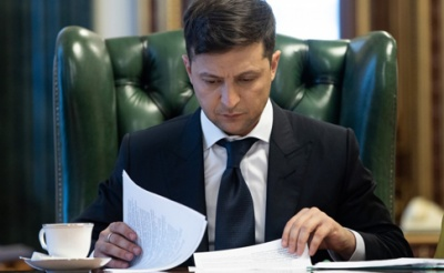 Петиція за відставку Зеленського зібрала голоси