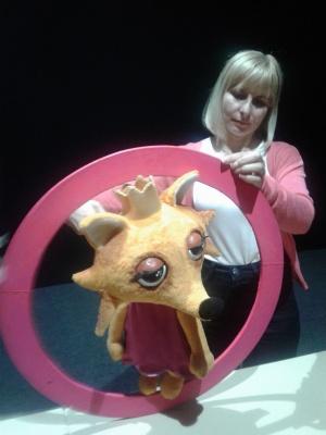 У Чернівцях у театрі ляльок презентують першу в Україні постановку польської авторки