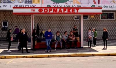У Чернівцях на період ремонту проспекту перенесли три зупинки громадського транспорту