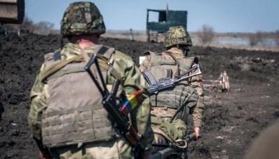 Окупанти 11 разів обстріляли позиції ЗСУ, один боєць поранений