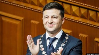 АП відреагувала на петицію про відставку Зеленського: Це жарт