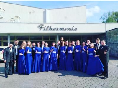 Камерний хор «Чернівці» переміг на хоровому фестивалі у Польщі - відео
