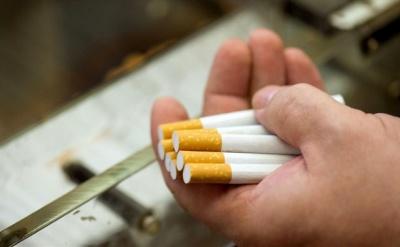 На Буковині вилучили партію цигарок без акцизу на 800 тисяч гривень