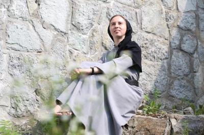 Монахиня презентує у Чернівцях власну поетичну збірку «Enter»