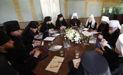 Синод ПЦУ заборонив духовенству балотуватися до Верховної Ради