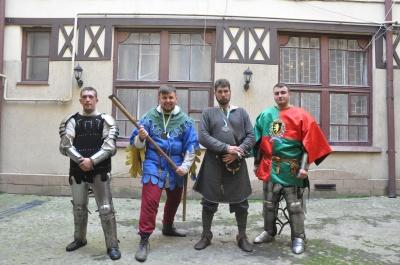 Буковинці здобули перемогу на чемпіонаті світу з середньовічних боїв
