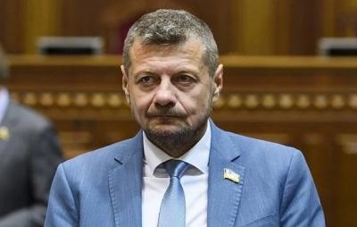 Мосійчук заявив про вихід із Радикальної партії