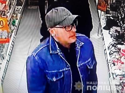 На Буковині поліція розшукує чоловіка, що підозрюється у крадіжках – фото