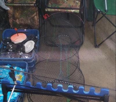 У Чернівцях на Калинці оштрафували продавця заборонених рибальських сіток