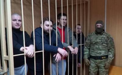 МЗС Росії відреагувало на рішення Трибуналу ООН щодо українських моряків
