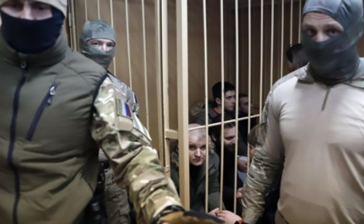 У Росії вважають, що вимогу Трибуналу про звільнення українських моряків можна не виконувати
