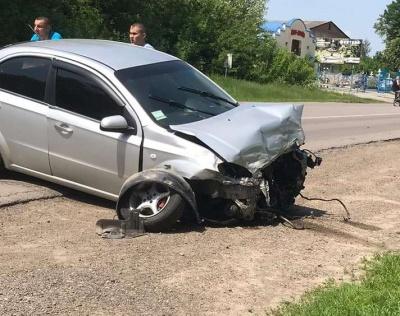 Масштабна ДТП на Буковині: зіткнулись два «буси» і два легковики - фото
