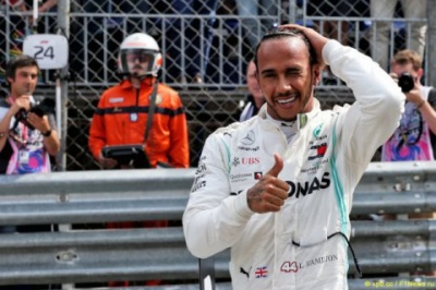 Формула-1: Гран-прі Монако виграв Гамільтон
