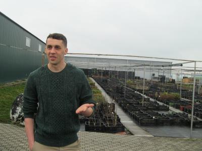 Стартували з 800 доларів: власник найбільшого Інтернет-магазину рослин розповів про успішну справу