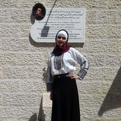 Арабам дуже подобаються наші вишиванки: чернівчанка допомогла створити у Йорданії  українське товариство