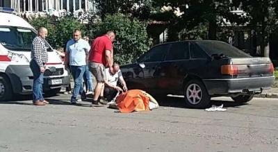 У Чернівцях водію стало зле за кермом автомобіля, чоловік помер до приїзду медиків
