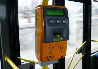 У Чернівцях повторно оголосили закупівлю стаціонарних валідаторів для тролейбусів