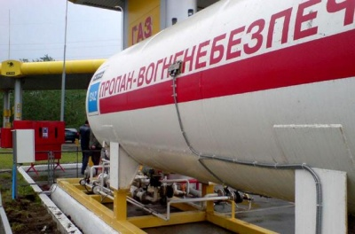 На Буковині суттєво подешевшав зріджений газ на АЗС