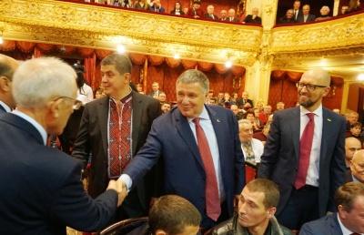 Яценюк може піти на вибори по «мажоритарці» на окрузі в Чернівцях – ЗМІ