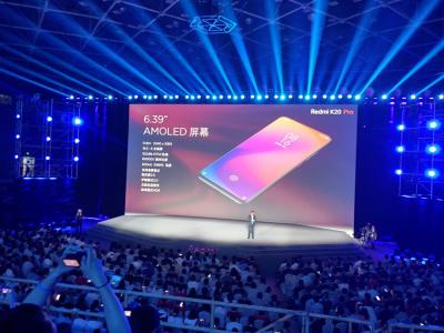 Xiaomi презентувала флагманські смартфони Redmi K20 і K20 Pro