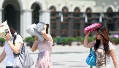 Японія потерпає від аномальної спеки