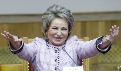 """У Раді Федерації РФ закликали Україну почати все """"з чистого аркуша"""""""