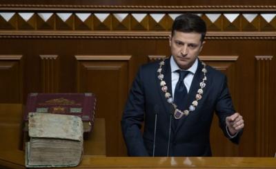 Президент подав до Ради проект закону про імпічмент