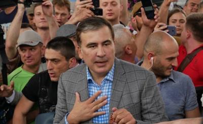 Саакашвілі розповів, навіщо він повернувся в Україну