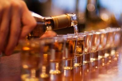 Буковина серед областей з найбільшими витратами на алкоголь