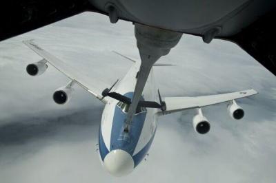 США показали свій «літак Судного дня»