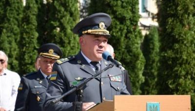 Зеленський звільнив голову Державної прикордонної служби
